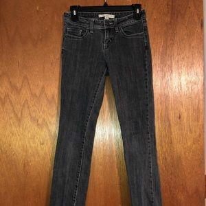 Forever 21 Faded Black Jeans